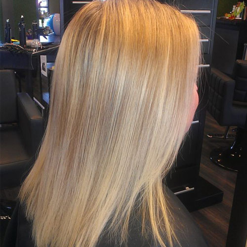 Brazilian Blowout Smoothing Treatment